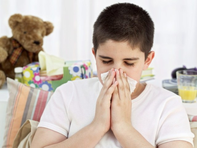 У ребенка кашель и насморк 3 года как лечить